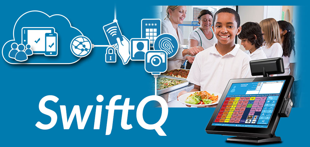 Swift Q cashless catering for schools