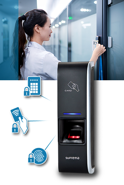 Unattended Access Control for schools