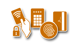 catering systems using a choice of identifiers including Biometrics, Proximity card and PIN