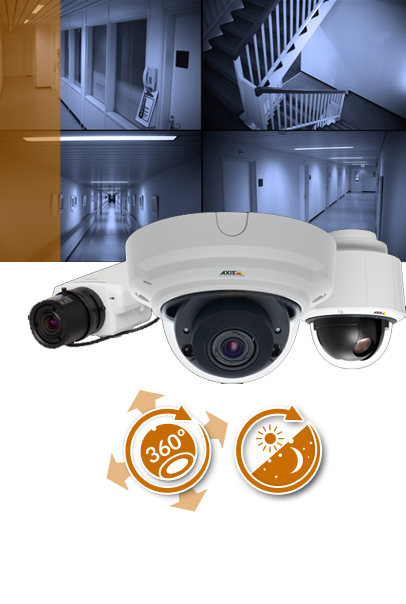 CCTV Surveillance Solution for corporate  business