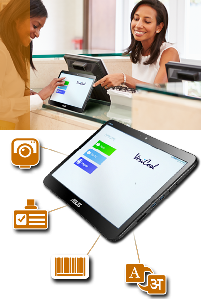visitor management solution for business